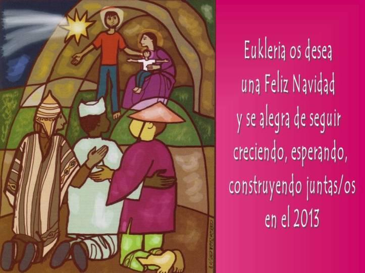 Felicitación Naideña 2013