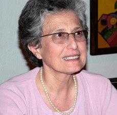 La monja feminista brasieña Ivone Gevara