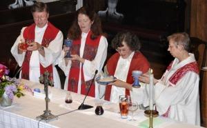 sacerdotisas