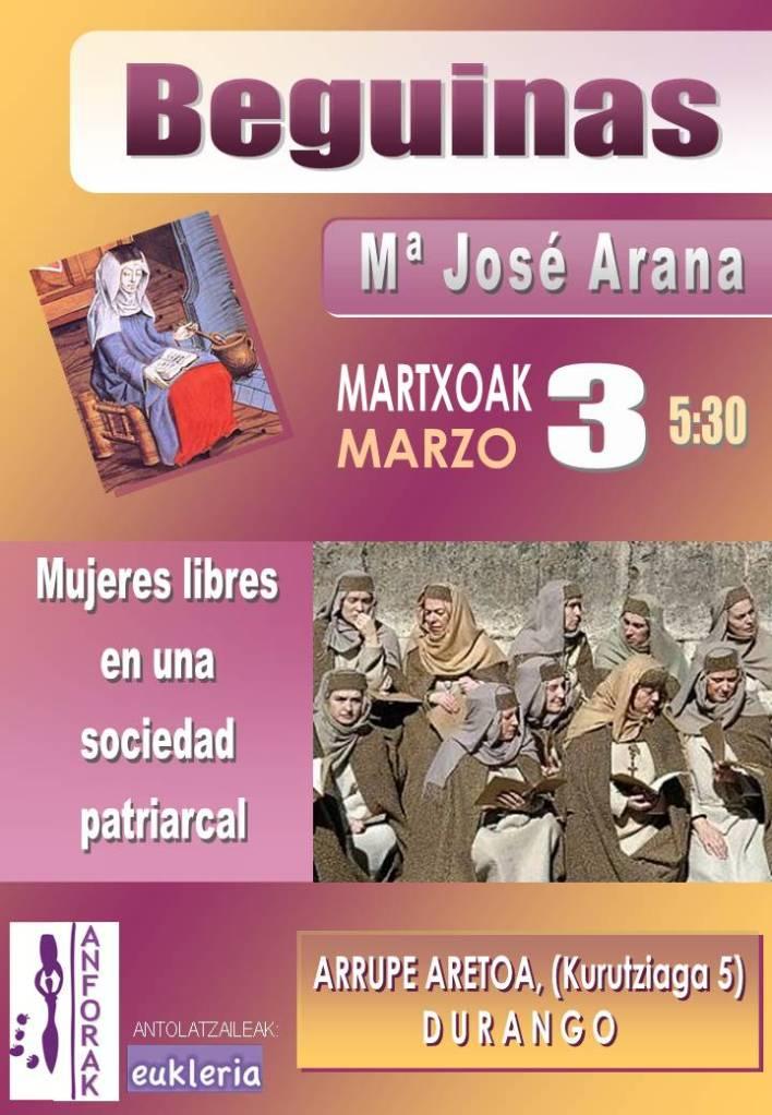 Charla M Jose Arana 3 dic 2013