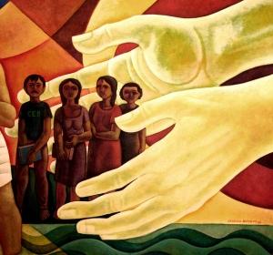 el Padre nos acoge Mino Cerezo