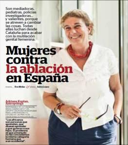 Mujeres contra la ablacion