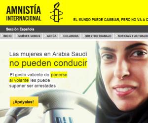 mujeres saudés al volante