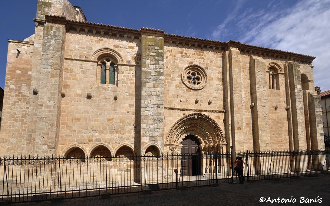 Resultado de imagen de iglesia de la magdalena zamora